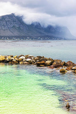 Photograph - Amazing View On The Betty's Bay by Anna Om