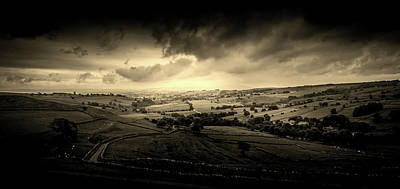 Photograph - Amazing Yorkshire by Tim Hill