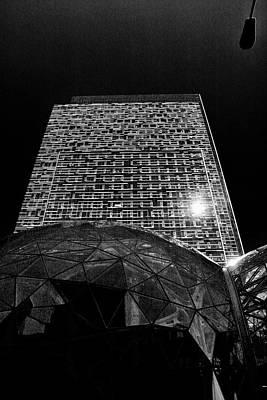 Photograph - Amazon Globes Night Shade by Brian Sereda