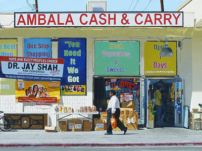 Ambala Cash And Carry Original by Michael Ward