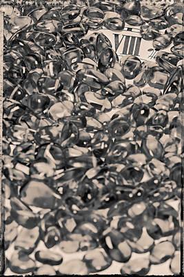 Amber #7944 Art Print