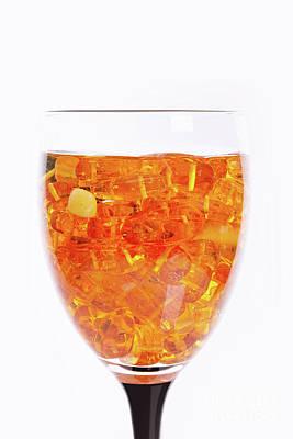 Pyrography - Amber #8329 by Andrey Godyaykin