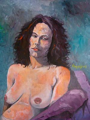 Amber B I Original by Ray Agius