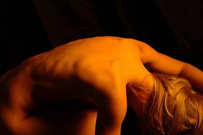 Amber Nudes 13 Art Print