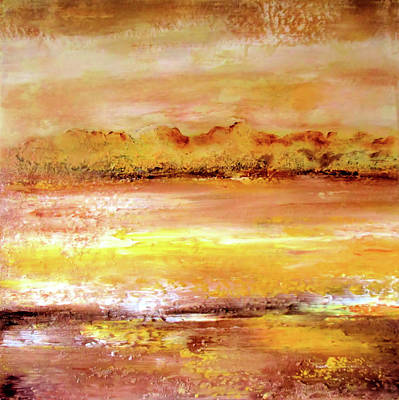 Painting - Amberlite by Valerie Anne Kelly