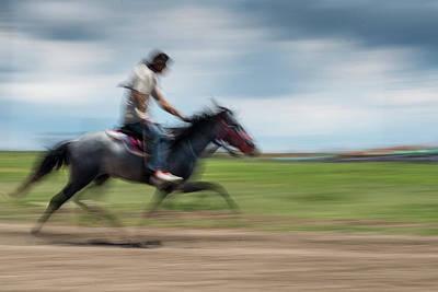 Photograph - Ambling Race by Okan YILMAZ