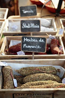 Amboise Photograph - Amboise Market by Karma Boyer