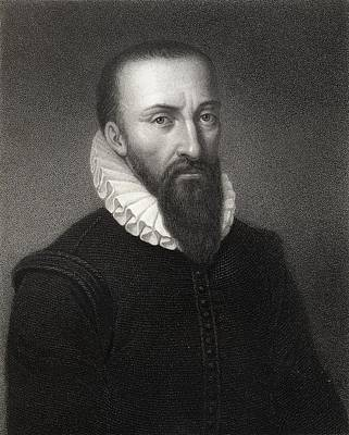 Ambroise Pare 1510-1590 French Art Print by Vintage Design Pics