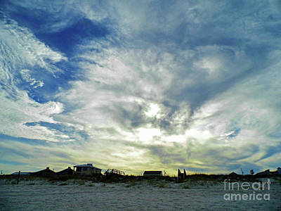 Photograph - Amelia Island Sunset by D Hackett