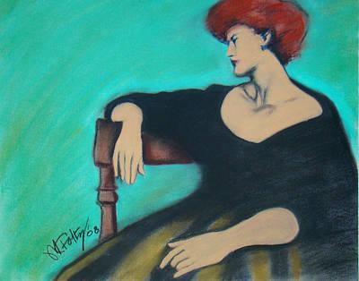 Painting - Amelia by Michael Foltz