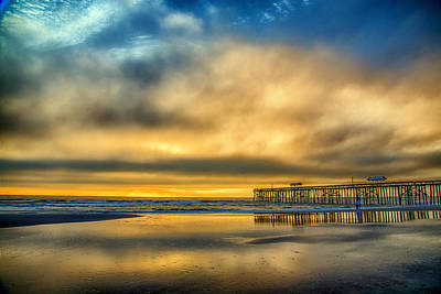 Amelia Island Photograph - Amelia Sunrise by Gestalt Imagery