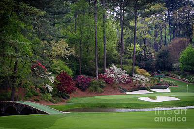 Photograph - Amen Corner Augusta by Self