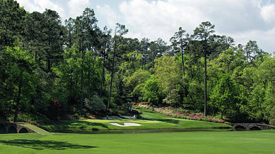 Photograph - Amen Corner by Ed Waldrop