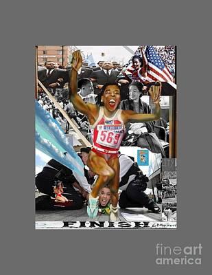 America On Her Back Original