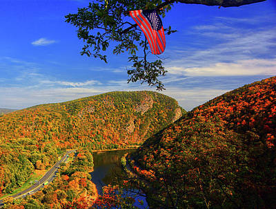 Photograph - America The Beautiful by Raymond Salani III
