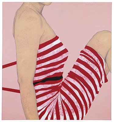 Atkinsky Painting - America V by Judith Sturm