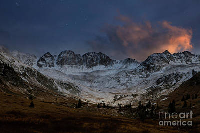 Photograph - American Basin by Keith Kapple