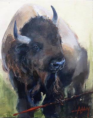 American Bison Original