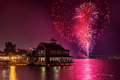 Photograph - American Celebration by Dan McGeorge