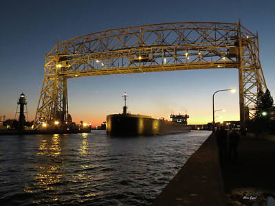 Duluth Photograph - American Century by Alison Gimpel