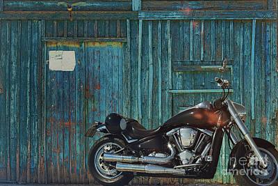 Photograph -  American Chopper by Eleni Mac Synodinos