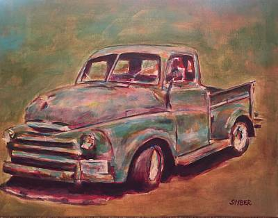 Painting - American Classic by Kathy Stiber