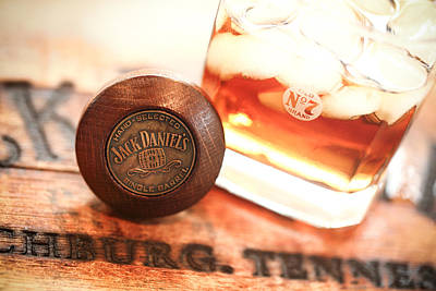Tennesee Photograph - American Classic Whiskey by Pixel Perfect by Michael Moore