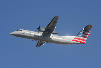 Photograph - American Eagle N337en by Joseph C Hinson Photography