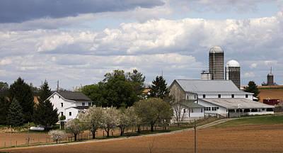 Photograph - American Farm1 by Paul Ross