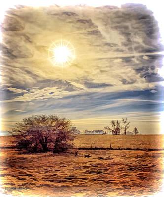Photograph - American Farming by LeeAnn McLaneGoetz McLaneGoetzStudioLLCcom
