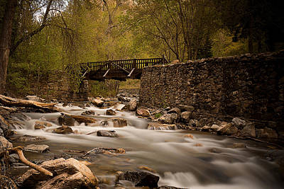 Landmarks Royalty Free Images - American Fork Canyon Royalty-Free Image by David Simpson