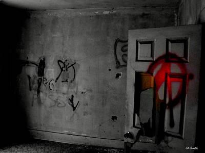 American Graffiti 6 - Virgin Sacrifice Art Print by Ed Smith