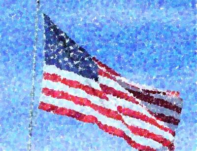 American Honor Art Print