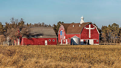 Photograph - American Pride 2 by Susan Rissi Tregoning