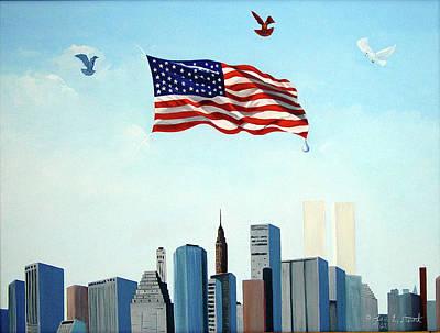 American Redemption Original by Ben Avant