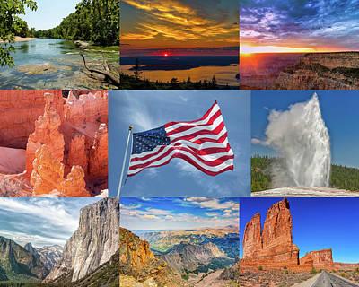 Photograph - American Splendor by John M Bailey