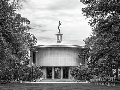 Photograph - American University Kay Chapel by University Icons