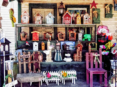 Photograph - Americana For Sale by Susan Savad