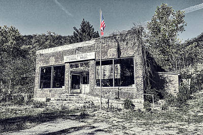 Photograph - Americana General Store by Sharon Popek