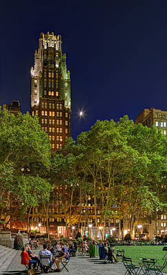 Bryant Park Hotel Photograph - Americanradiator3 by Kenneth Grant