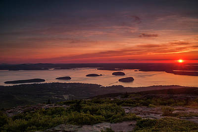 Photograph - America's First Light by Andrew Soundarajan