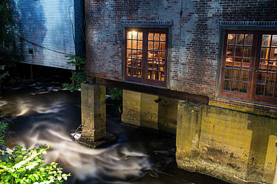 Photograph - Amesbury Ma Powwow River Runs Through It by Toby McGuire