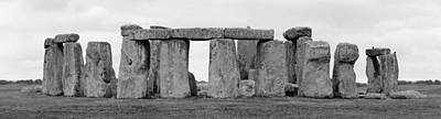 Photograph - Amesbury - Stonehenge I by Richard Reeve