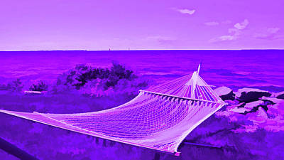 Photograph - Amethyst Perfect Vacation Spot by Aimee L Maher ALM GALLERY