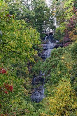 Photograph - Amicalola Falls by Jane Luxton