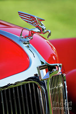 Photograph - Amilcar Pegase Roadster by Dennis Hedberg