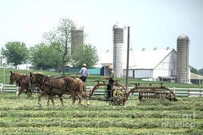 Amish Country Tour 100 Original by Randy Matthews