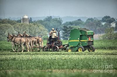 Amish Country Tour 65 Original by Randy Matthews