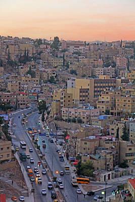 Photograph - Amman Jordan by Munir Alawi