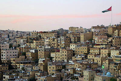 Photograph - Amman Old City by Munir Alawi